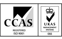 CCAS Accred 9001 Logo